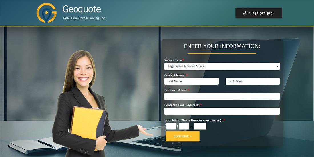 new-geoquote